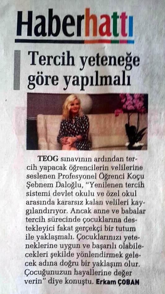 Sabah Ankara Eki - 9 Mayıs 2015